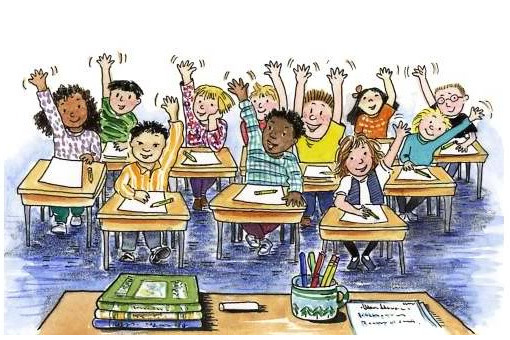 A-Classroom-Of-enthusiastic-students